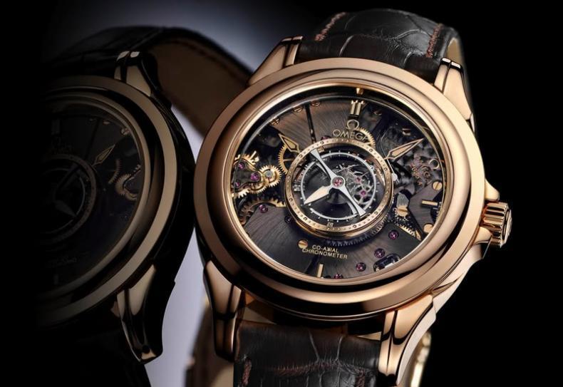 Lịch sử thương hiệu đồng hồ omega