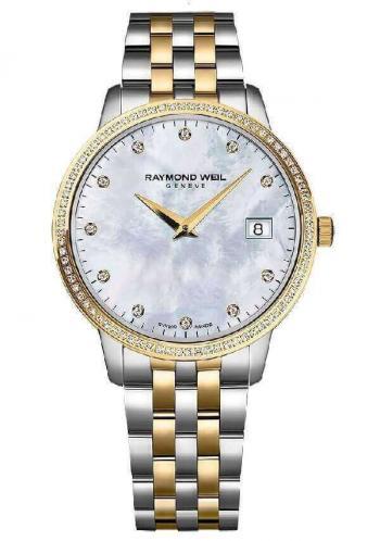 Đồng hồ nữ Raymond Weil 5388-SPS-97081