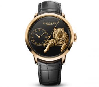 Đồng hồ Arnold & Son 1ARAP.B03A.C121P Instrument Collection TB Tiger