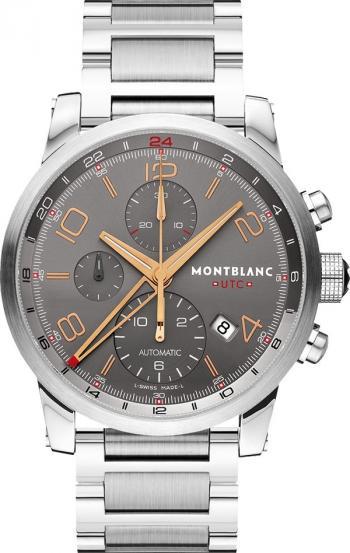 Đồng hồ MontBlanc 107303 TimeWalker Chronograph UTC 43mm