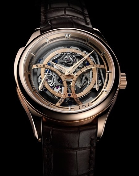 Jaeger LeCoultre Master Grand Tradition